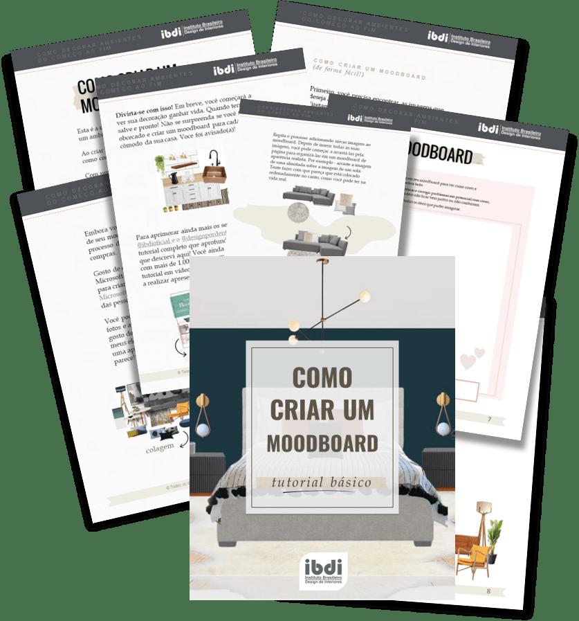 como criar moodboard fácil e rápido