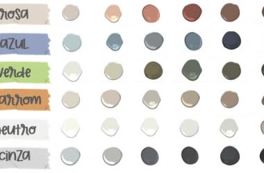 Como incorporar tendências de cores em sua casa
