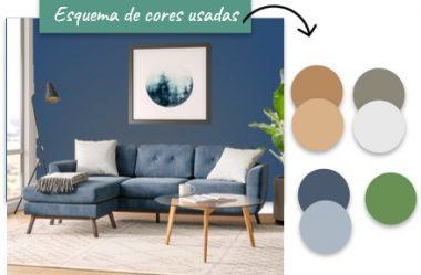 Como criar uma paleta de cores para sua casa- Tutorial