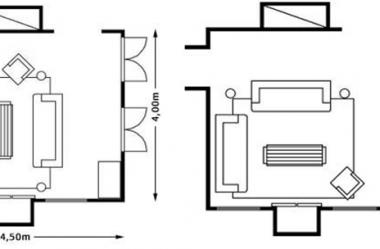Insatisfeito com a disposição dos móveis em sua casa?